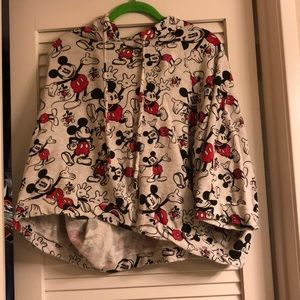 Large Disney Mickey Mouse Top